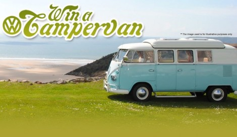 Win-a-Campervan