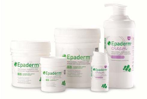 Epaderm-skincare-samples